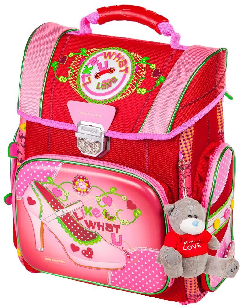 dc2bbdd4994c Школьный ранец Hummingbird S4 купить недорого
