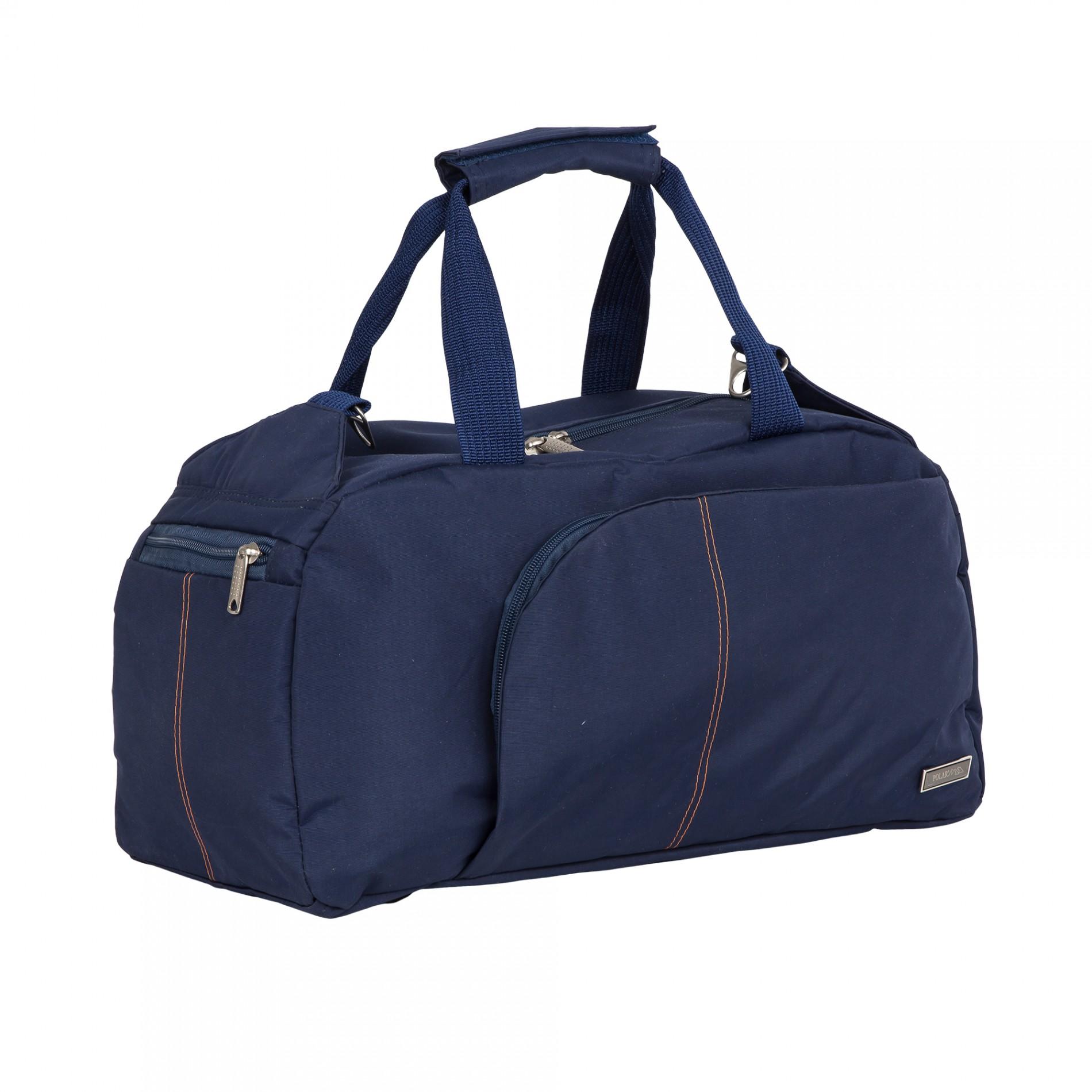 963ded08 Спортивная сумка Polar П7072 синий купить недорого