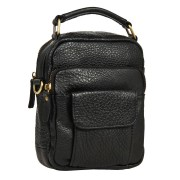 db8a5eca164f Мужская сумка Pola 5091 черная черный